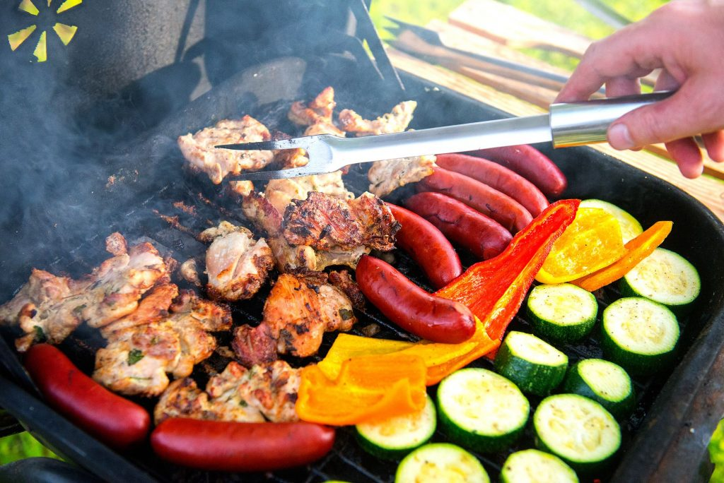 How to Mitigate Cancer Risk While Preparing and Eating Barbecued Food