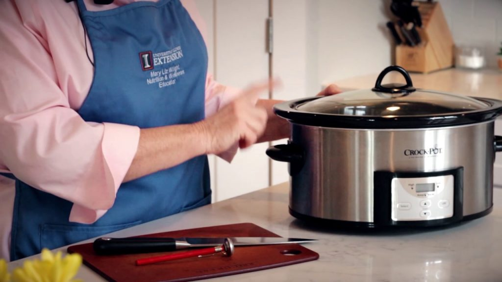 Get Creative, Save Time, Cook With Your Crock Pot!